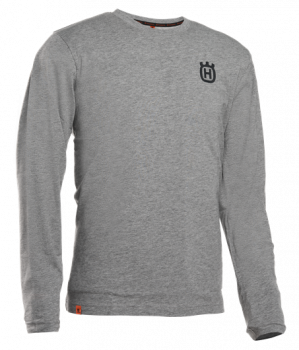 Husqvarna Xplorer Langarm-Shirt mit Sägenmotiv